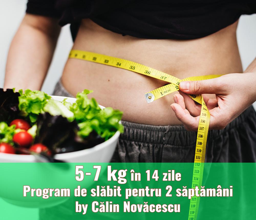 Program de alimentatie pentru slabit